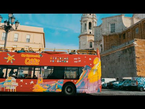 Cadiz, Spain in 4K (Ultra HD)