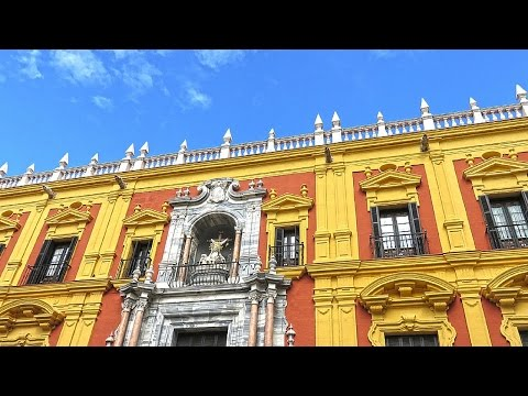 Sights and Sounds of Malaga (Travelling in Spain)
