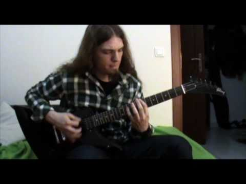 Roadrunner united - Army of the sun (guitar cover) (HQ) mp3