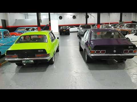 Australian Muscle Car Sales - Around the Showroom