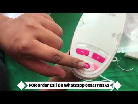 Portable Device Laser 300000 IPL Pulsed Permanent Body Hair Removal Machine Pakistan