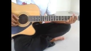 guitar acoustic Ave maria cover (abrom_rose)
