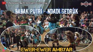 Download Lagu Tarian Bbak 3 Putri Tadika Jathilan Turonggo Sakti