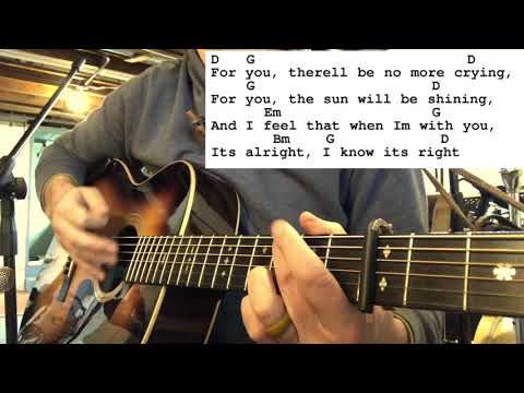 How To Play Fleetwood Mac Songbird Rumours Acoustic Guitar Lesson 6/11