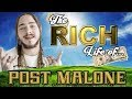POST MALONE - The RICH Life - 2017 FORBES ( Cars, House, Tattoos, & Popeyes ) mp3 indir