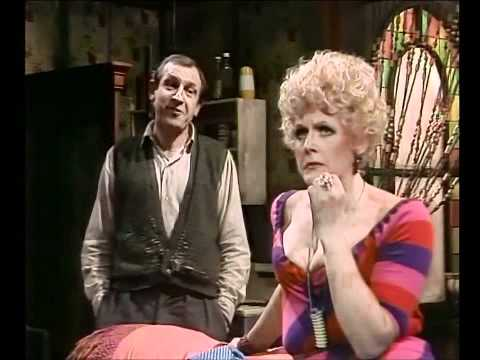 Rising Damp: Rigsby and Charlie the snake (hilarious!)