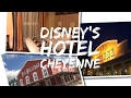 Disney's Hotel Cheyenne - Disneyland Paris - Texas Room Tour and Hotel Tour - April 2017