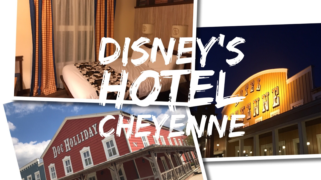 Disney S Hotel Cheyenne Disneyland Paris Texas Room Tour And