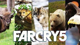 В мире животных #4 Far Cry 5 прохождение