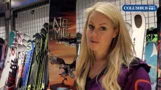 Chemmy Alcott - Choosing the right skis