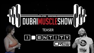 DUBAI MUSCLE SHOW  Hardwell feat. Jay Sean - Thinking About You Dance Cover [ iDentity Crew Dubai ]