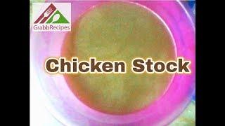 Chicken Stock by Grabb Recipes - Tasty & Tried Recipes