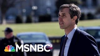 Houston Chronicle Endorses Beto O'Rourke In TX Senate Race | The Last Word | MSNBC