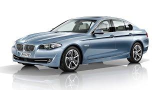 Замена лобового стекла на BMW 5 в Казани.