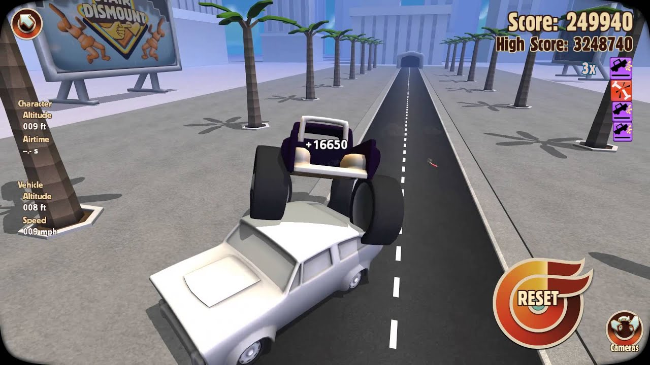 Turbo Dismount - Chicken - YouTube