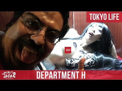 Tokyo Life: Department H con Japatonic TV