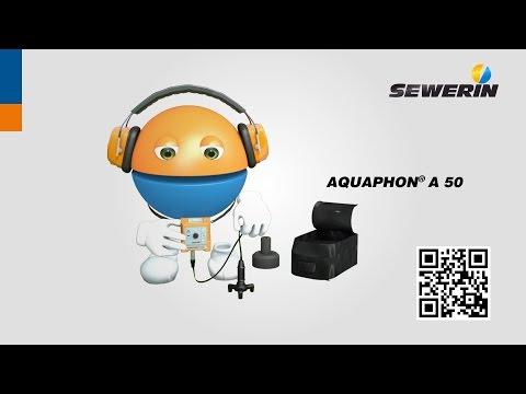 Elektroakustische Wasserleckortung - Wie funktioniert das AQUAPHON A 50?
