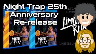 Night Trap 25th Anniversary Re-release - #CUPodcast