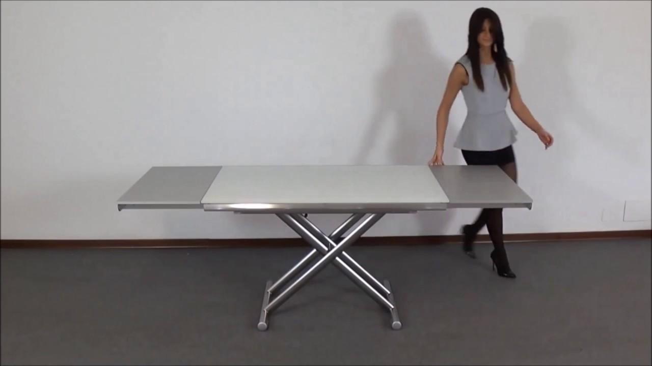 Tavoli e tavolini trasformabili salvaspazio vendita online for Tavoli on line