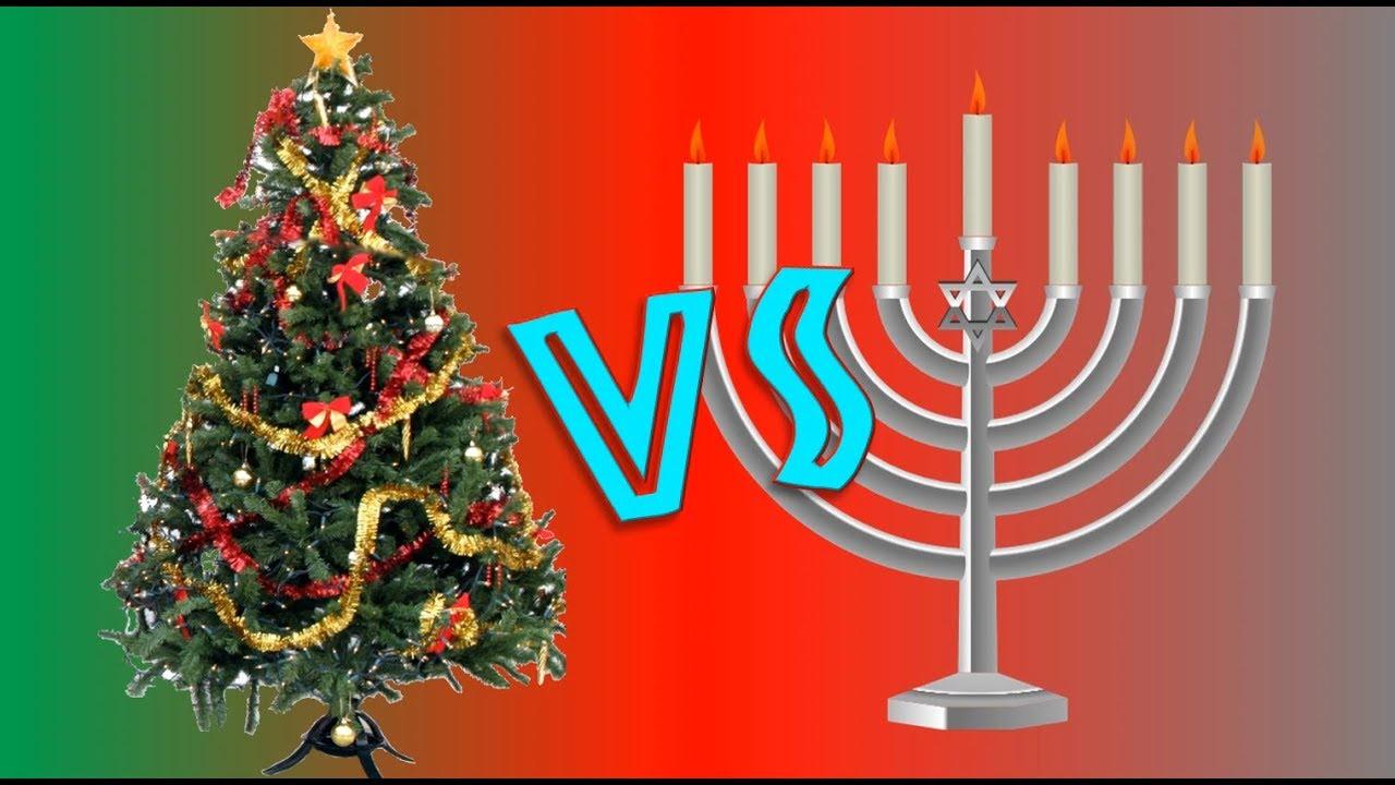 christmas vs hanukkah worlth watching