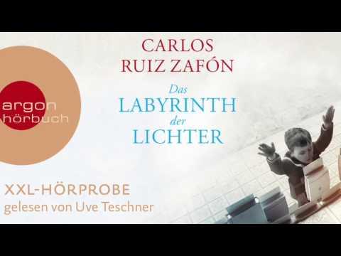 Das Labyrinth der Lichter YouTube Hörbuch Trailer auf Deutsch