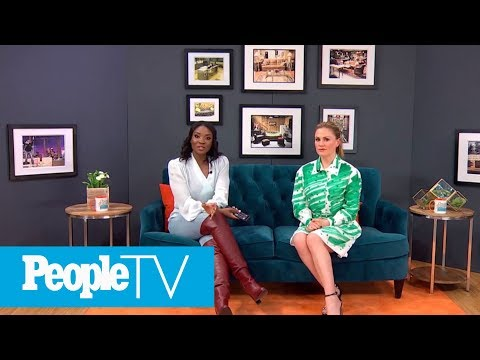 Anna Paquin & Patrick Fugit Had To Study On Set Of 'Almost Famous' | PeopleTV