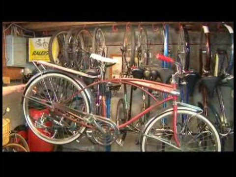 Intro To Vintage Bicycles : Popular Vintage Bicycles: 1950s