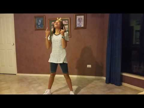 Shanae, sister dance - When We Pray by Tauren Wells