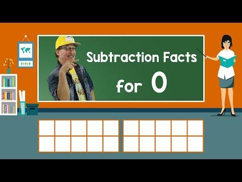 Subtraction Song For Kids Jack Hartmann
