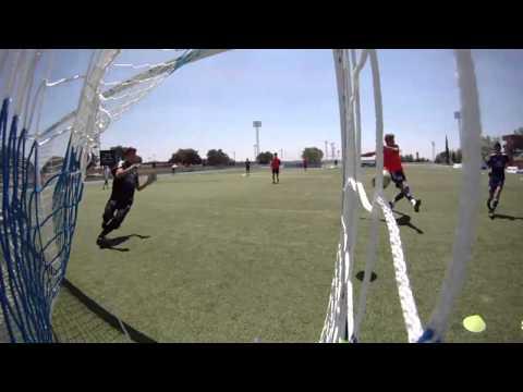Football passion gets intense on Cracks