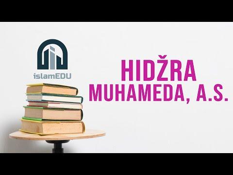 HIDŽRA MUHAMEDA, A.S. (ANIMACIJA)