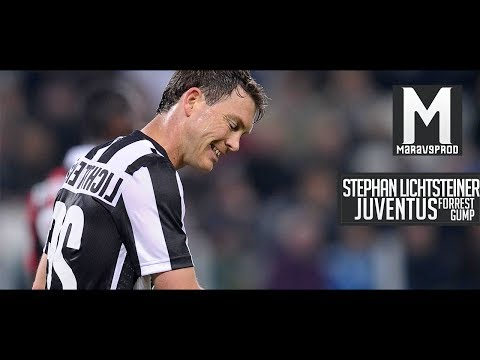 Stephan Lichtsteiner - Forrest Gump 2014 HD