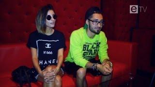 Mot и Kristina Si выступили с концертом в клубе «4ROOMS»