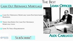 Cash Out Refinance Mortgage Loan Eligibility Guidelines | bank statement morgages 2019