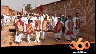 Le360.ma • قرى تارودانت تحتفي بسلاطين الطلبة في مسيرة حاشدة