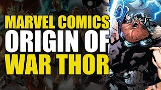 The Origin of War Thor! (Mighty Thor Vol 4: The War Thor)