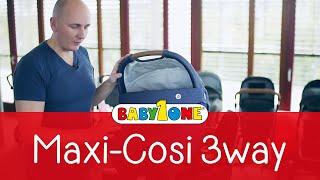 Maxi-Cosi 3way - das BabyOne Fazit