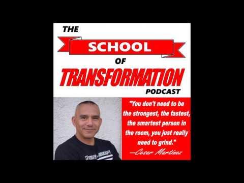 Episode 5: Cesar Martinez: Overcoming Challenges and Win!