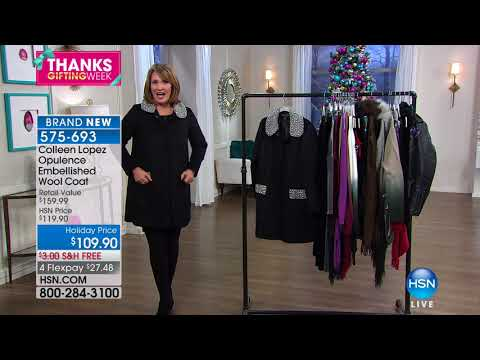 HSN | Colleen Lopez Collection 11.21.2017 - 06 PM