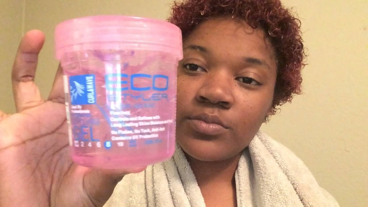 styling products for natural hair finger curls using echo styling gel on hair 1140 | maxresdefault