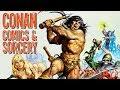 Conan Le Barbare Comics Amp Sorcery ComiXrayS mp3