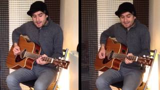 Odi Acoustic - Cat Like Thief (Box Car Racer Cover)
