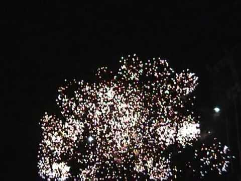 Érd Tűzijáték 2012.09.08