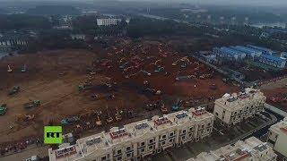 China construirá en 6 días un hospital para tratar a afectados por coronavirus