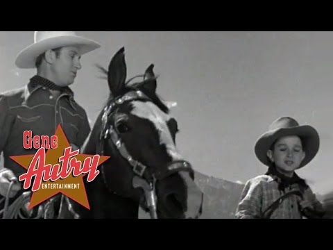 Gene Autry - Tumbling Tumbleweeds (from In Old Monterey 1939)