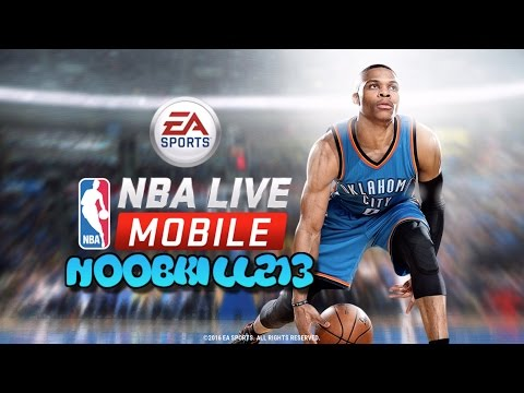 NBA LIVE Mobile Gameplay| First Looks!!