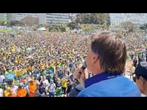 Bolsonaro anuncia que vai convocar o Conselho da República e a crise se agrava.