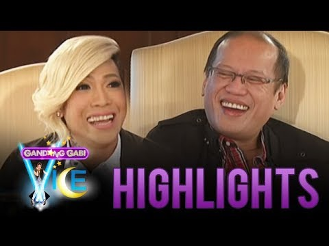 GGV: What is the shampoo of PNoy?