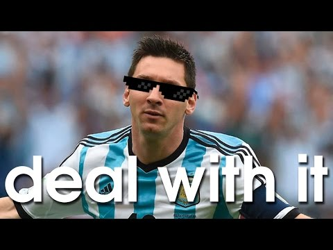 Messi-Turn Down For What-