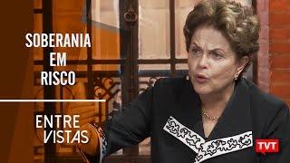 Dilma Rousseff no Entre Vistas